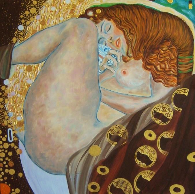 Klimt-Danae