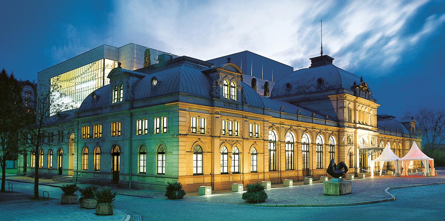 Baden Baden Festspielhaus Weihnachtsprogramm