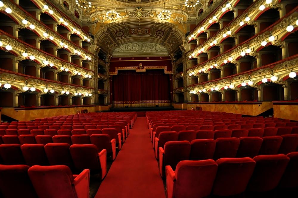 Catania Teatro Bellini