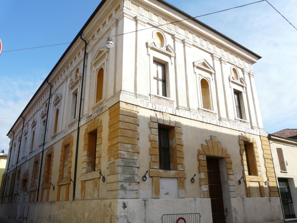 Sabbioneta-teatro