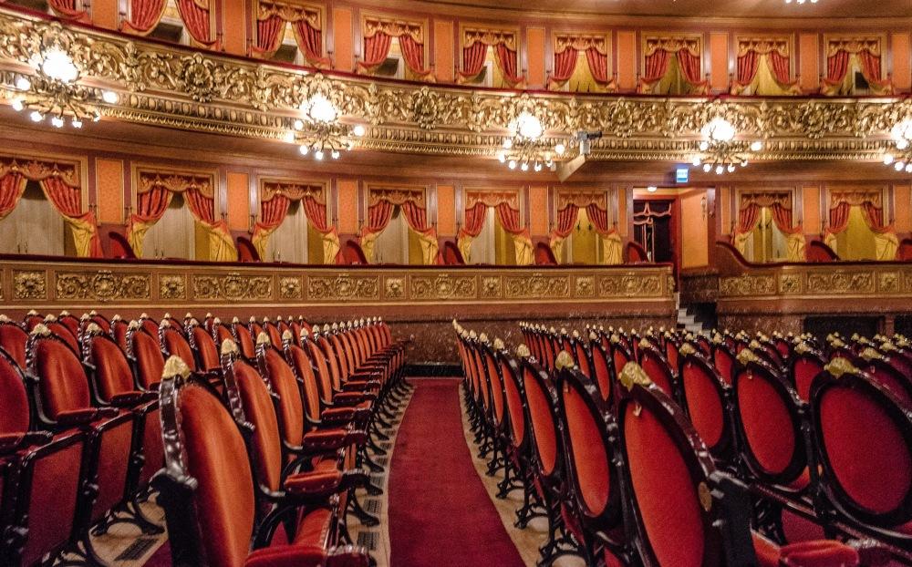 Sala Teatro Colon, Buenos Aires