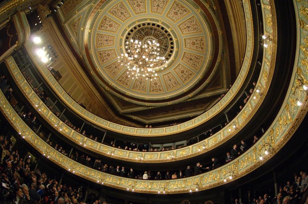 b061128ee NATO Summit Meetings in Riga, Latvia -Concert at the Latvian National Opera