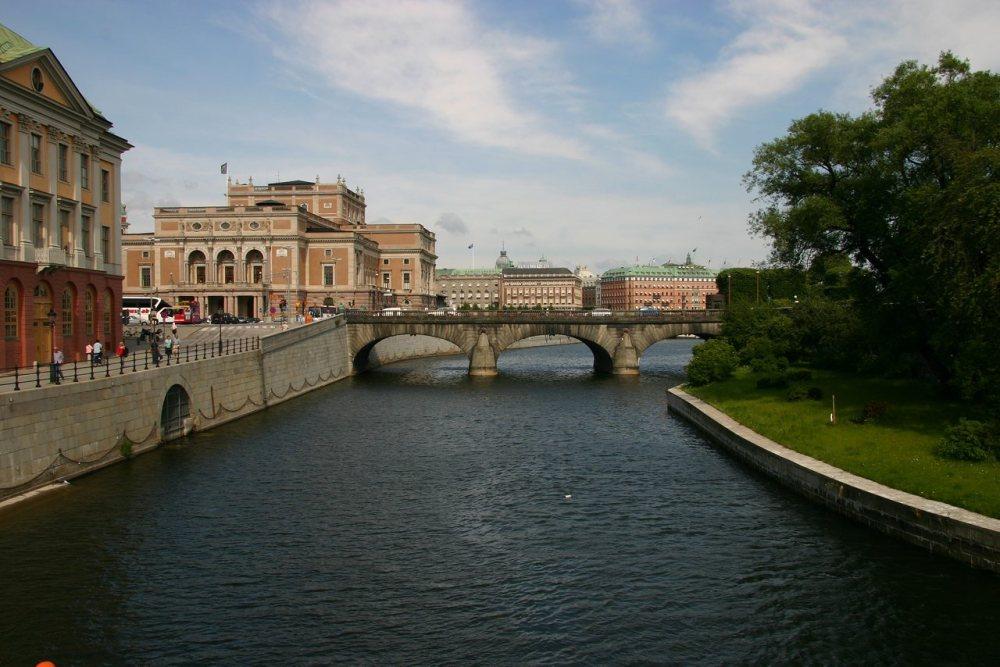 Stockholm 04-05 Juli 2007 Sverige
