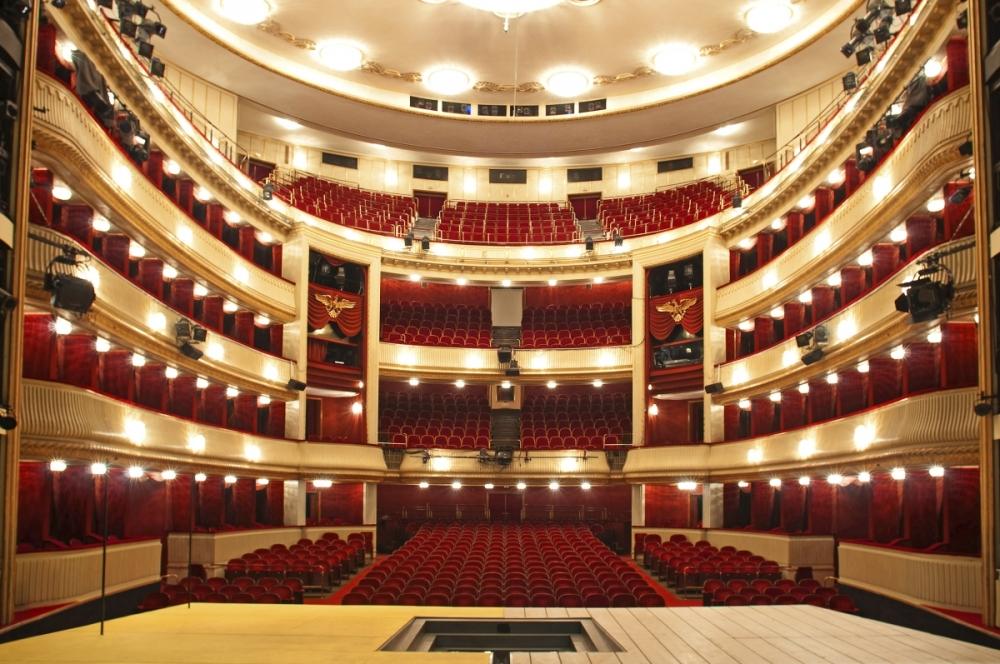 Burgtheater innen (c) Reinhard Werner Burgtheater