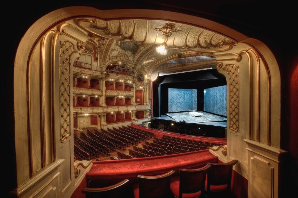 Opernhaus Graz HDR