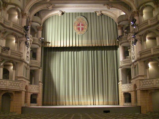 palcoscenico Fraschini