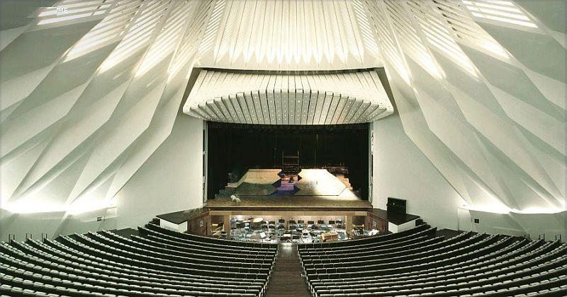 Tenerife Opera House, 1991 - 20036