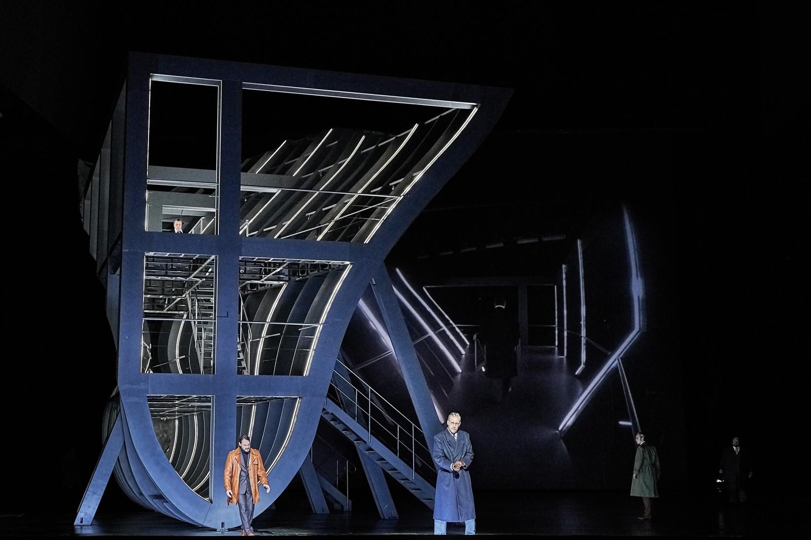 Simon Boccanegra / Verdi / Calixto Bieito
