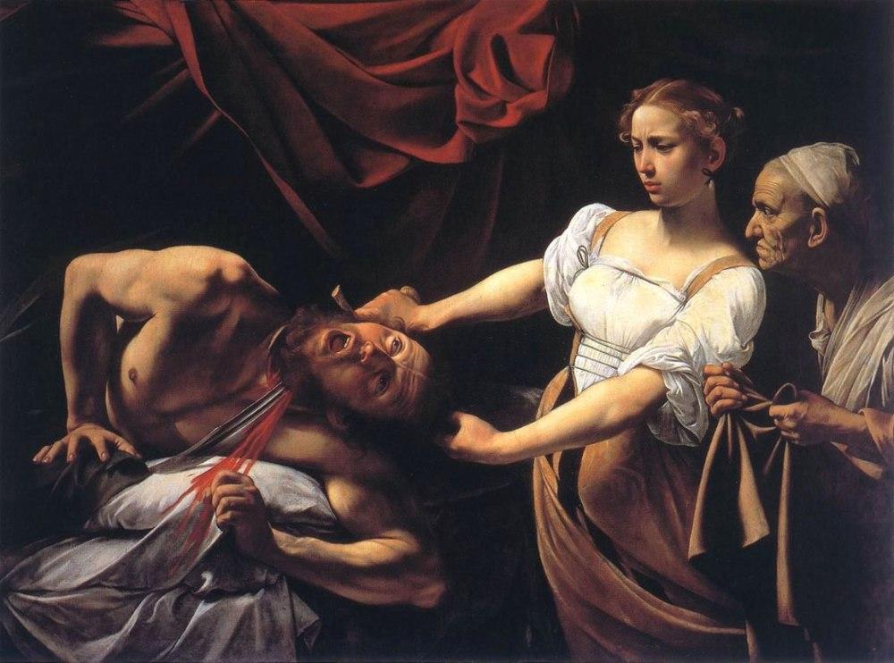 Giuditta-e-Oloferne-Caravaggio-Michelangelo-Merisi-1597-1600