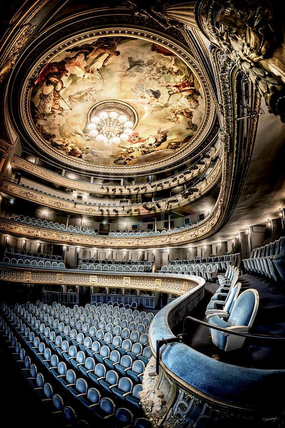 Théâtre Graslin à Nantes