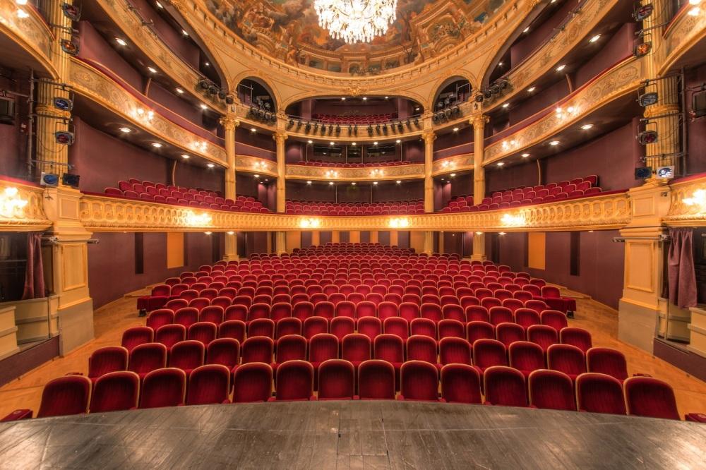 Grand théâtre - Angers